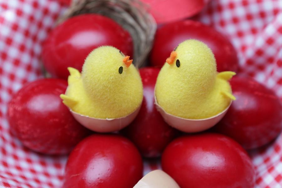 Ostern im Schilling