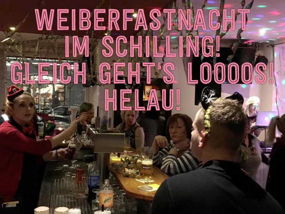 Weiberfastnacht 2017