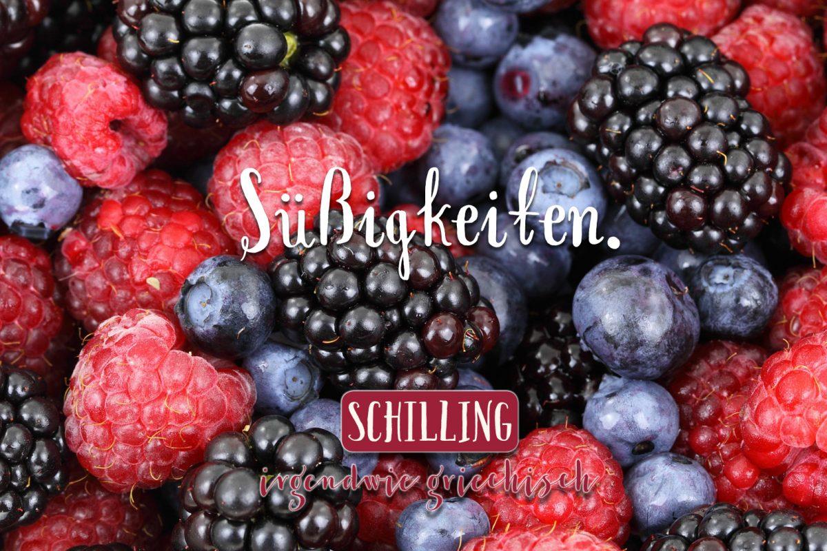 Schilling Süßigkeiten