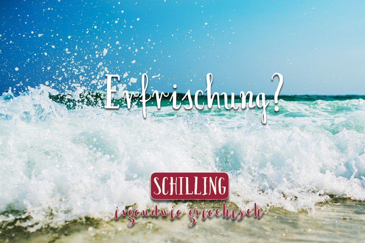 Schilling Erfrischung