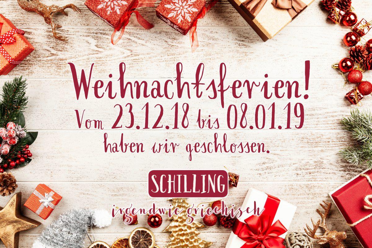 Schilling XMAS 18/19