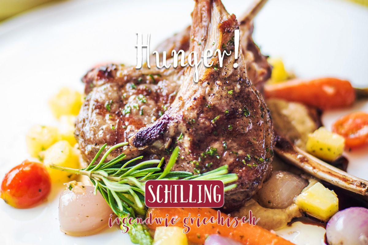 Schilling – Hunger!?