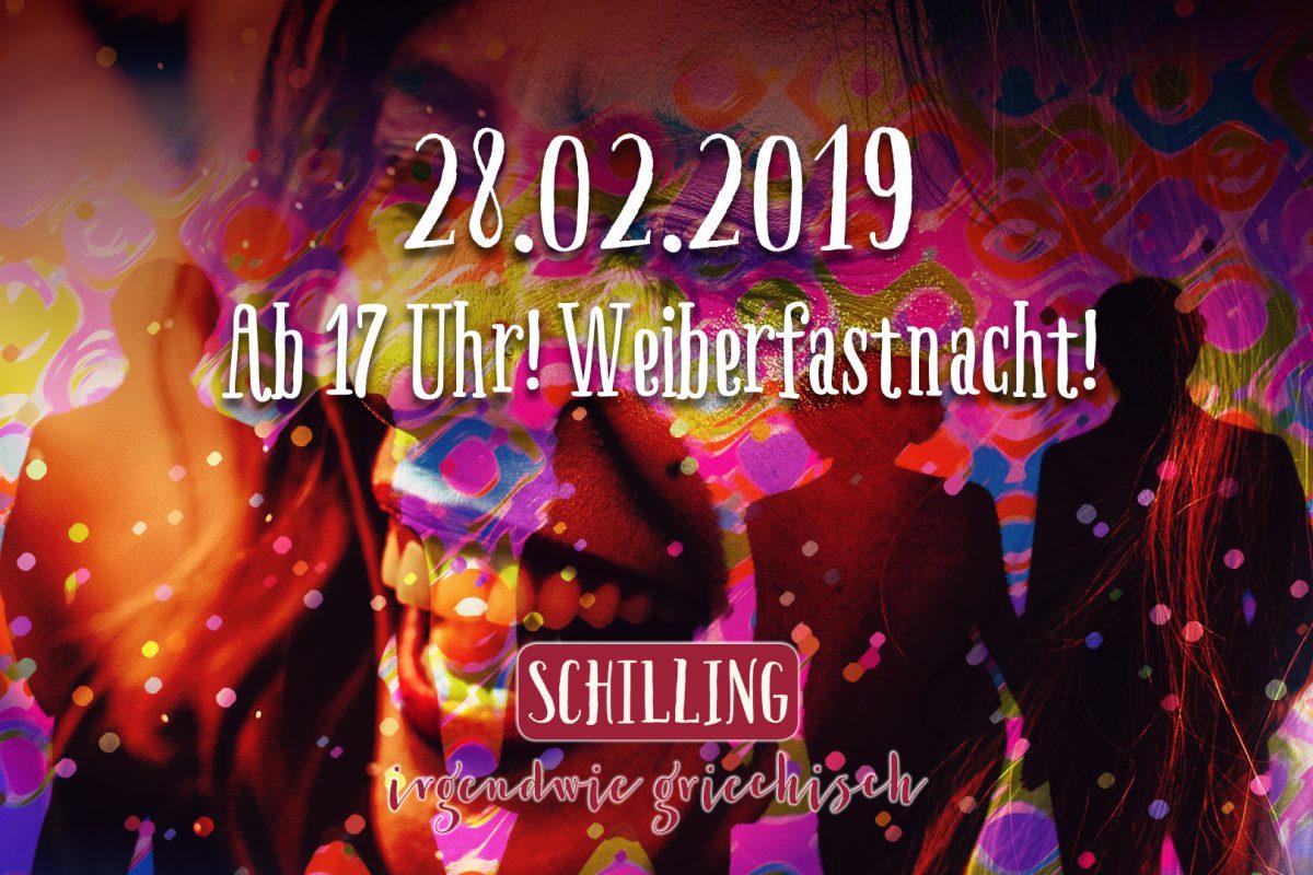 Schilling Weiberfastnacht 2019
