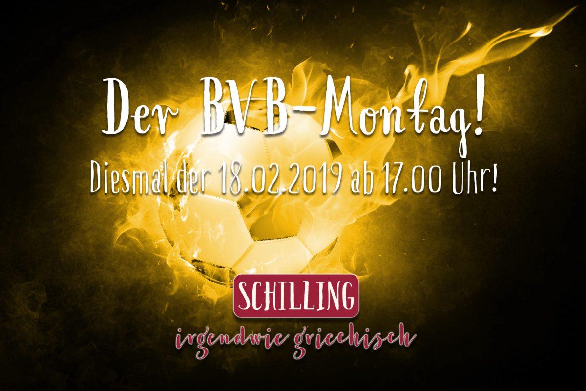 Das Schilling – Der BVB-Montag