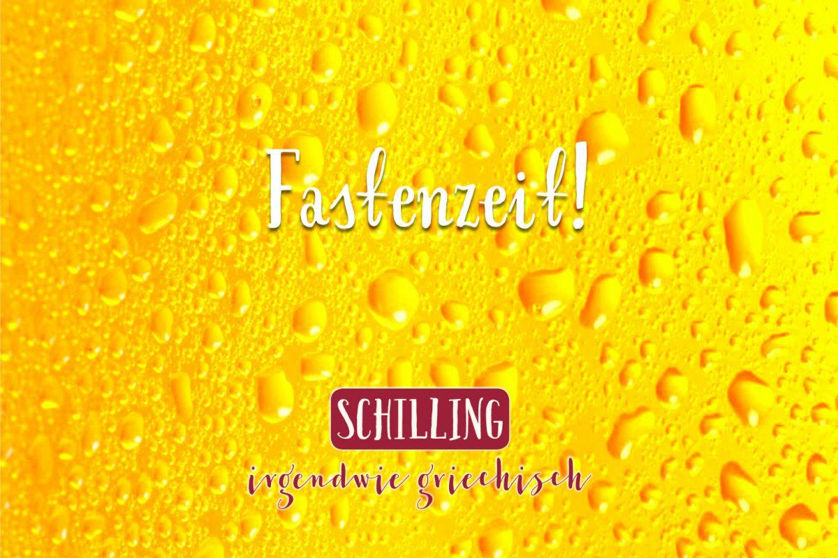 Schilling Fastenzeit