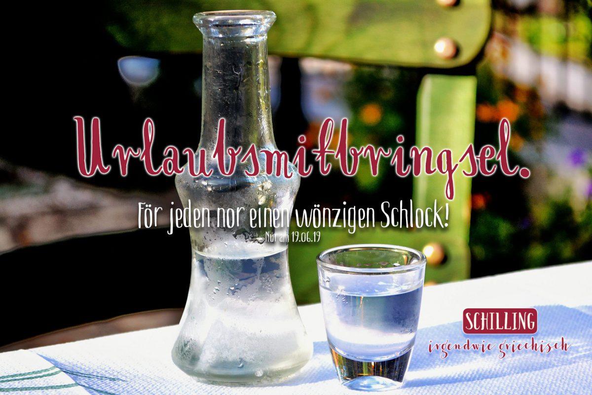 Schilling - Urlaubsmitbringsel