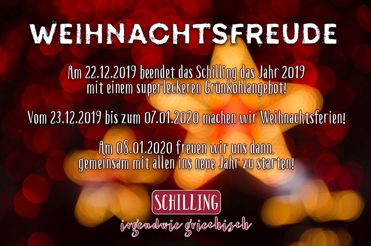 Schilling X-mas 2019
