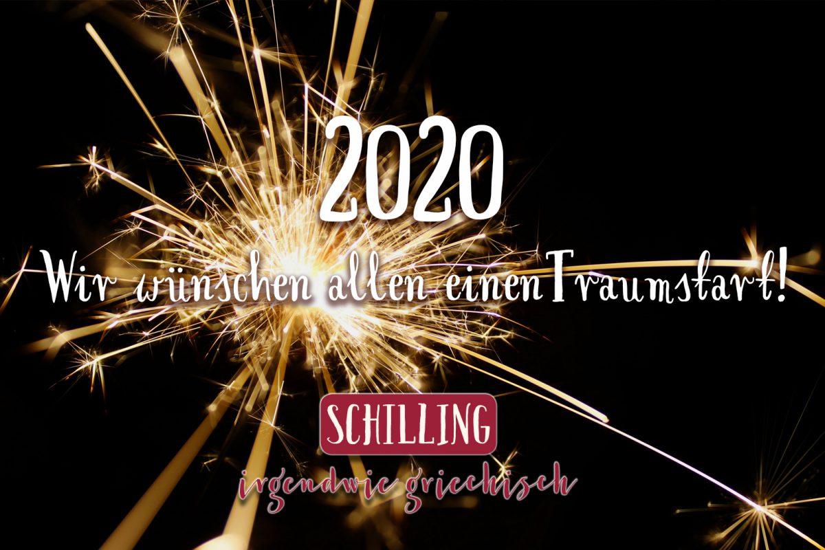 Schilling Traumstart Frohes Neues 2020