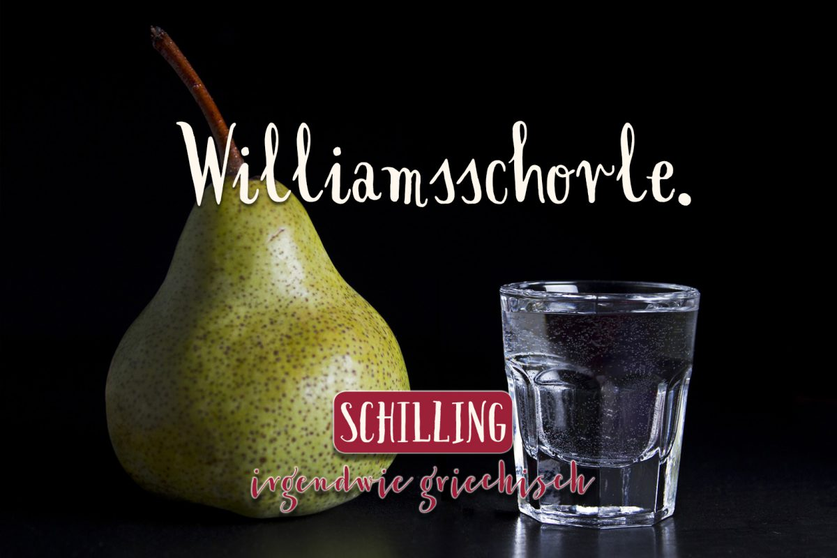Schilling Williamsschorle