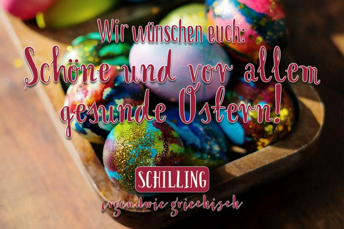 Schilling | Ostern 2020