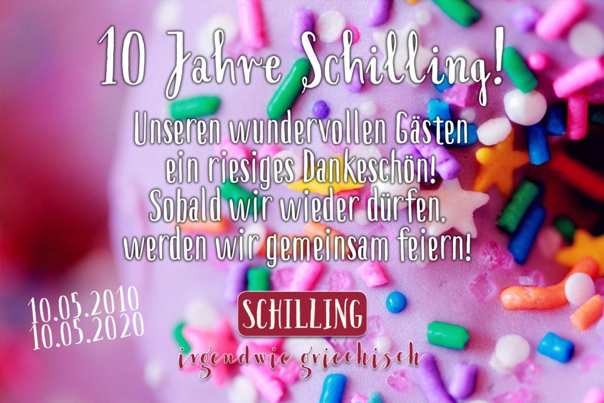 10 Jahre Schilling im Dortmunder Kreuzviertel