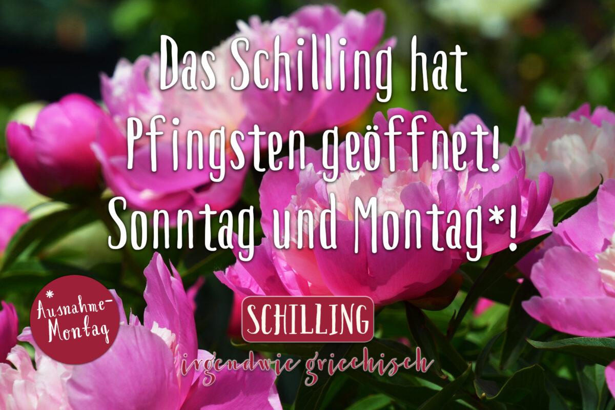 Schilling Pfingsten 2020