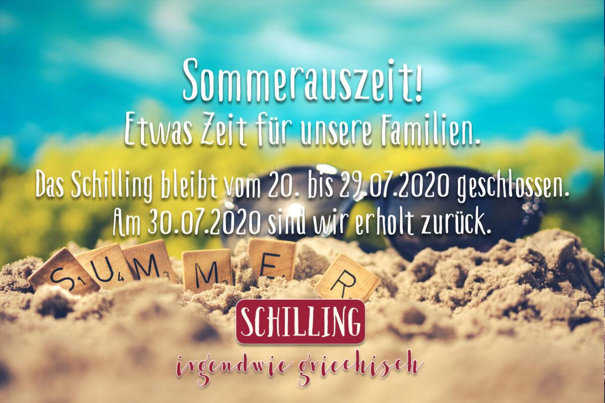 Schilling Sommer 2020
